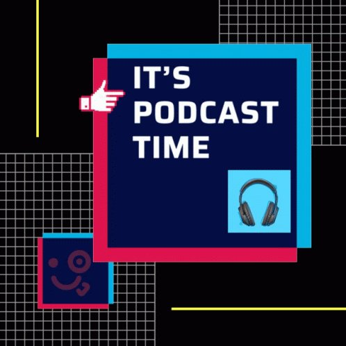 Podcast GIF