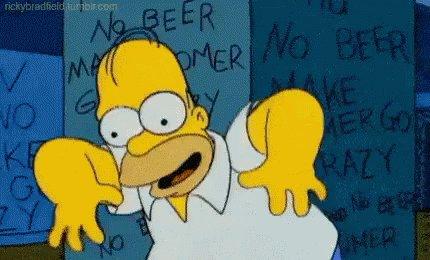 Homer Simpson GIF