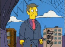 The Simpsons Skinner GIF
