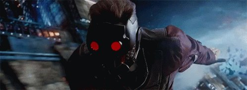 Starlord Guardians Of The Galaxy GIF