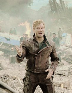 peter quill GIF