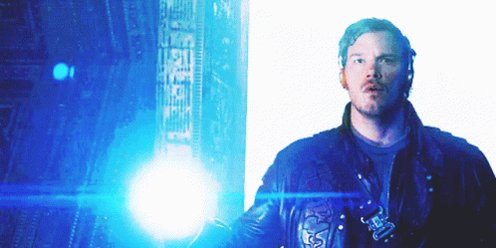 Guardians Of The Galaxy Peter GIF