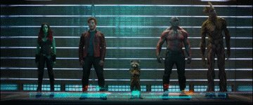 guardians of the galaxy marvel GIF