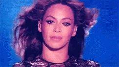 Beyonce Smile GIF