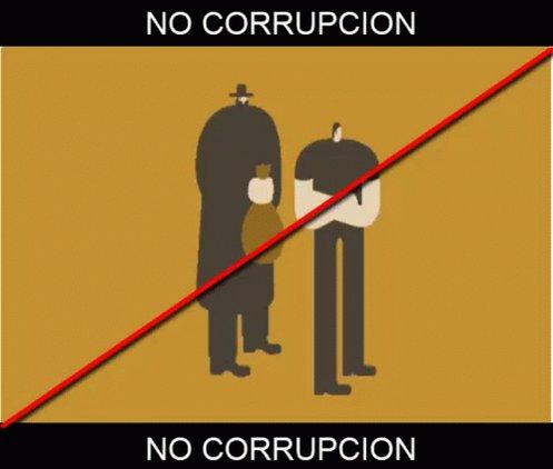 No Corrupcion Corrupto GIF