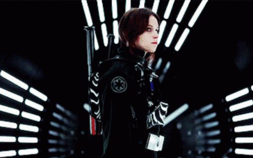 Happy birthday to Felicity Jones! Our very own Jyn Erso!!  What s your favourite Jyn moment?
