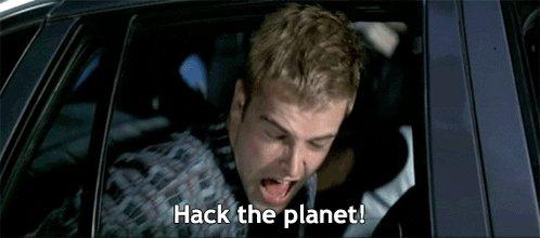 hacking johnny lee miller GIF