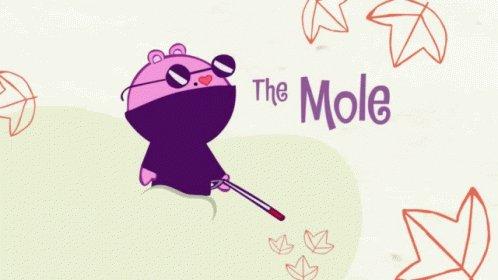 Blind Mole Mole Day GIF