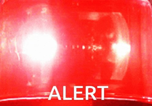 Alert GIF by memecandy
