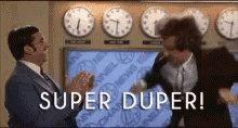 Super Super Duper GIF