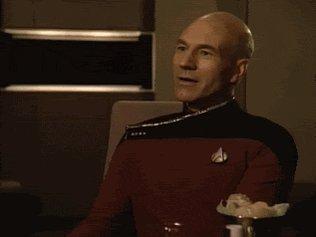 Star Trek Applause GIF