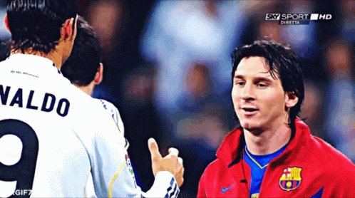 @goal I don't understand why people call CR7 and Messi penalty merchants.They have scored incredible goals,but if they take a penalty they are called penalty merchants. I don't think that we should call the two legends of the game penalty merchants.Both of them are great..Our GOATS