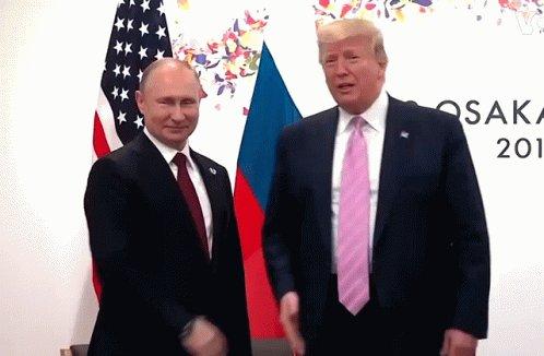 Vladimir Putin Donald Trump GIF