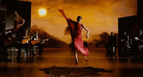 Dance Flamenco GIF by BMFI