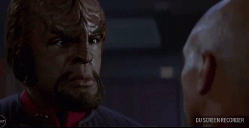 Worf Star Trek GIF