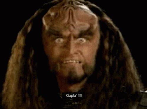 Qapla Star Trek GIF