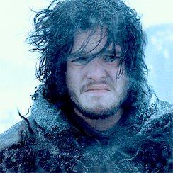 Jon Snow Is Cold GIF