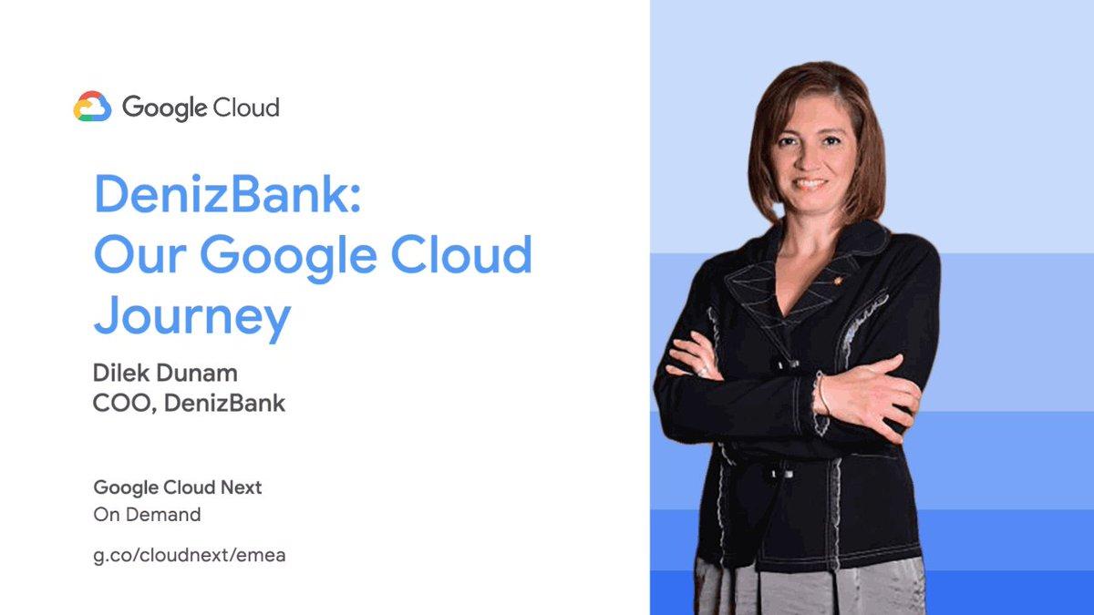 Image for the Tweet beginning: Join Google Cloud Managing Director,