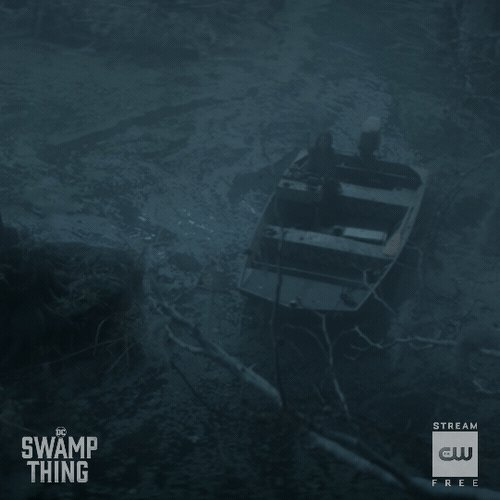 Getting closer to the truth. A new episode of #DCSwampThing starts NOW on The CW! https://t.co/LTkC4hsQMx
