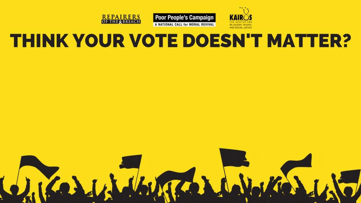 Image for the Tweet beginning: VOTE now! Kentuckians go to