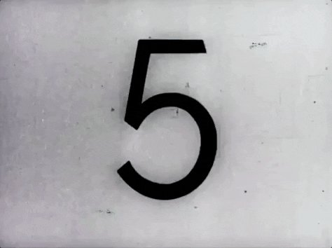 vintage countdown GIF by Archives of Ontario | Archives publ