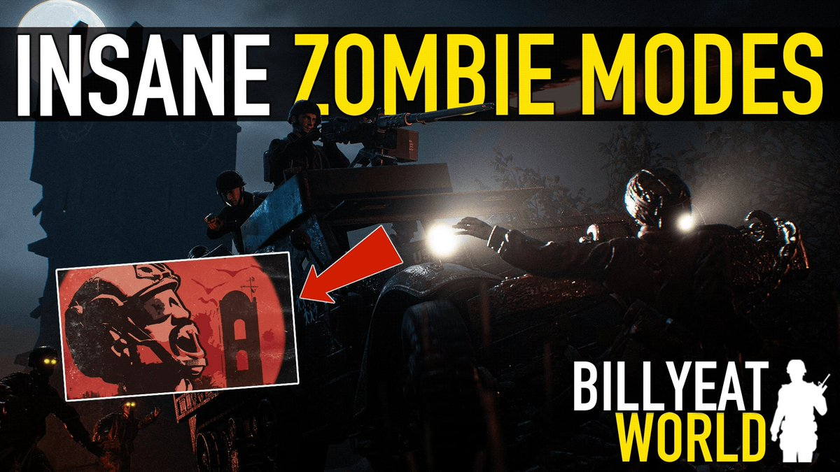 BillyEatWorld - #InsurgencySandstorm and #PostScriptum both have special limited time Halloween modes playable this week.  Also, Post Scriptum is free this weekend!  Here's all the details  >>   @PostScriptumGam @InsurgencyGame