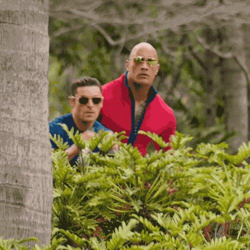 Watching Zac Efron GIF by Baywatch Movie