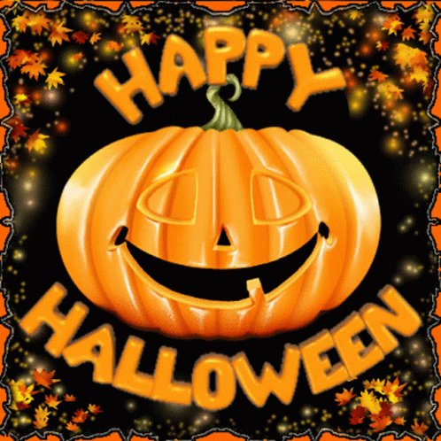 Have a great Saturday y'all! 😁🎉🎃👻