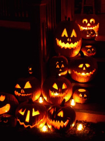 Happy Halloween and happy haunting. Be safe.