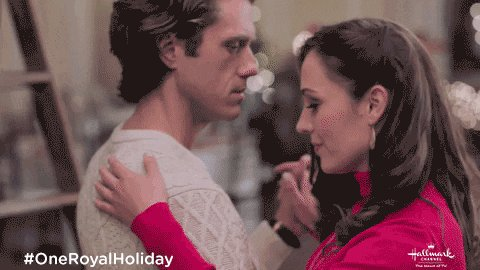 Anna and James both love the Christmas Waltz! 🙌 ❤️ RT, if you loved seeing the dance together! #OneRoyalHoliday #CountdownToChristmas
