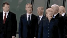 Trump World Leaders GIF