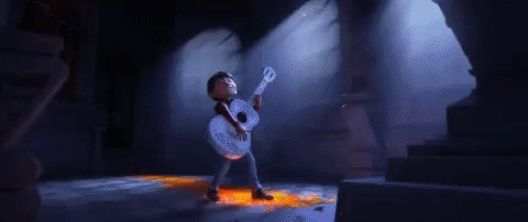 day of the dead pixar GIF