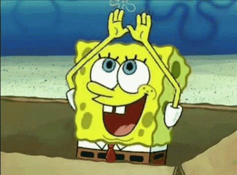 Sponge Bob Imagination GIF