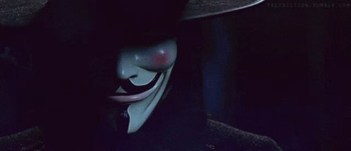 Remember, remember, happy 5th of November