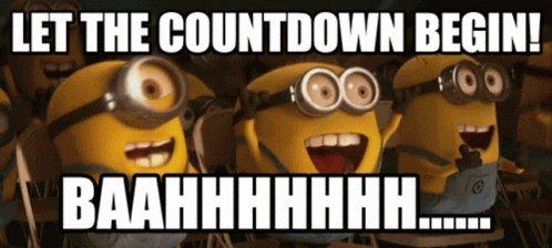 @ATPConference Five minutes!