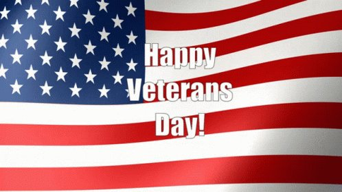 Image for the Tweet beginning: Thank you Veterans!