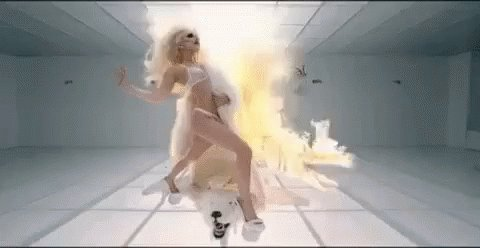 @TwitterMusic Bad Romance by God