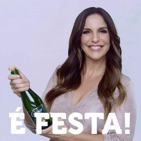 @ivetesangalo Rainha, você merece♥️