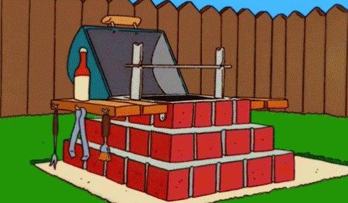 Homer The Simpsons GIF