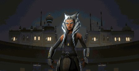 I am soooo ready to see my queen  #AhsokaTano in live action!!😍😍