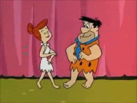 Flintstone Friday #fridaymorning  #FridayFeeling
