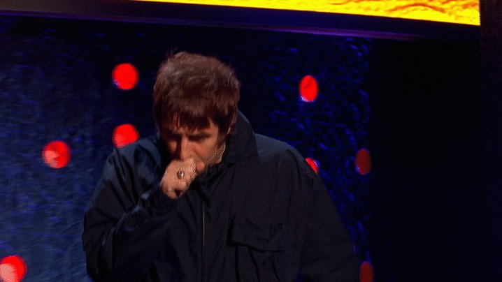 And... he's a true rock 'n' roll star, it's the legend that is @LiamGallagher #TheJRShow @ITV @WeareSTV @wossy
