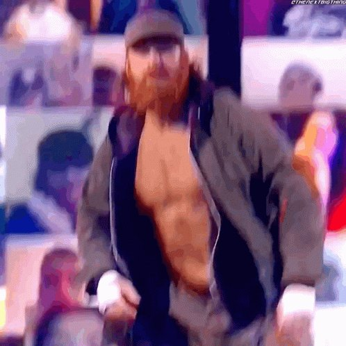 Up next on #SmackDown: Sami Zayn (c) versus Daniel Bryan in non-title action.