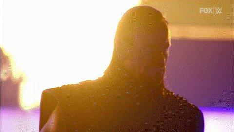 شكرًا لك يا أسطورة 👏  @undertaker #Undertaker30 #ThankYouTaker
