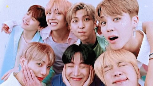 #BidenCheated And because BTS holds the hearts of millions