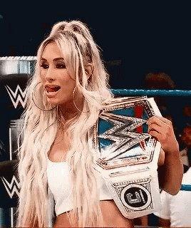 carmella nunca defrauda con sus promos  merece volver a ser campeona esta mujer #SmackDown