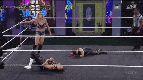If you're a Wrestling Fan, you like @MsCharlotteWWE !🐐 If you don't like Charlotte, you're not a Wrestling Fan. Simple. #CharlotteFlair #WWERaw #SmackDown #WWENXT #NXT #WWEEliteSquad #WWENetwork #WWE #WWEThunderDome #WWETheBump #WWE2KBattlegrounds #WWEShop #WWE2K #WWETroops https://t.co/fIR6UEby14