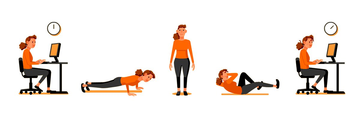 Take a break with one of these really short workouts. https://t.co/dukffhErbF https://t.co/l7UPpP7N5q