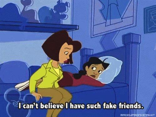 True Facts #fakefriends#2020