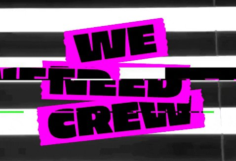 Thank you to everyone who is supporting us in any way they can. Through ticket sales, our raffles, merch and sharing our posts to spread the word. You are all making a difference. Stay tuned for another new and exciting opportunity dropping later today!  #WeNeedCrew #WeMakeEvents